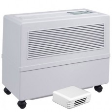 "CIGAR HUMIDIFIER - 3500 CUBIC FEET (70% at 6 Feet High)  - BRUNE PROFESSIONAL Model # B500 (WHITE) ""HAND FILL"" + ""WIRELESS SENSOR"" (+ - 2% ACCURATE) - NEW  from Best   - 2 YEAR WARRANTY"