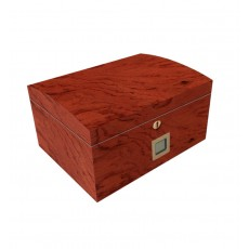 Humidor Home #3 Homestead's Bally DIGITAL - 100 Cigars - DOME TOP