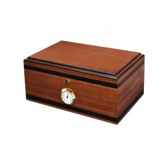 Humidor Home #5 Homestead's Bally V-II - 125 Cigars - SOLID TOP