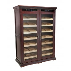 "Reagan ELECTRIC ELECTRONIC Humidor - Controls TEMPERATURE & HUMIDITY 53""W x 74.5""H x 26""D  Item# REGAN (Up to 4000 Cigars)"