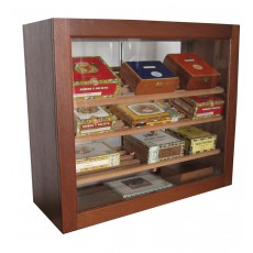 Model #100W Humidor - FRONT or BACK LOAD - 33W x 28H x 12.5D