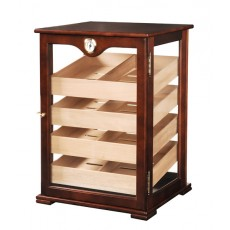 Model #200W Humidor - Front or Rear Load - 18W x 23H x 12D - Holds 200 Loose Cigars