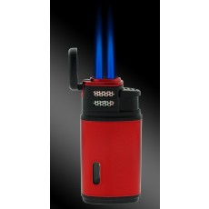 Jet Line TEMPO DOUBLE Torch Lighter  - METAL BODY -  Style  TEMPO    Model #47-620-20