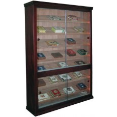 Majestic Style - MAJESTIC Style Cigar Cedar Humidor 5' x 7' x 20 INCH DEEP - MORE CIGARS