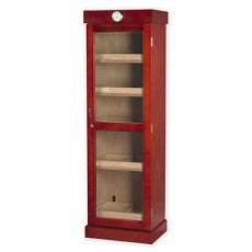 "ECONOMY Tower Humidor 6 FT - All Shelves - Cherry (22.5"" wide) MADE IN CHINA"